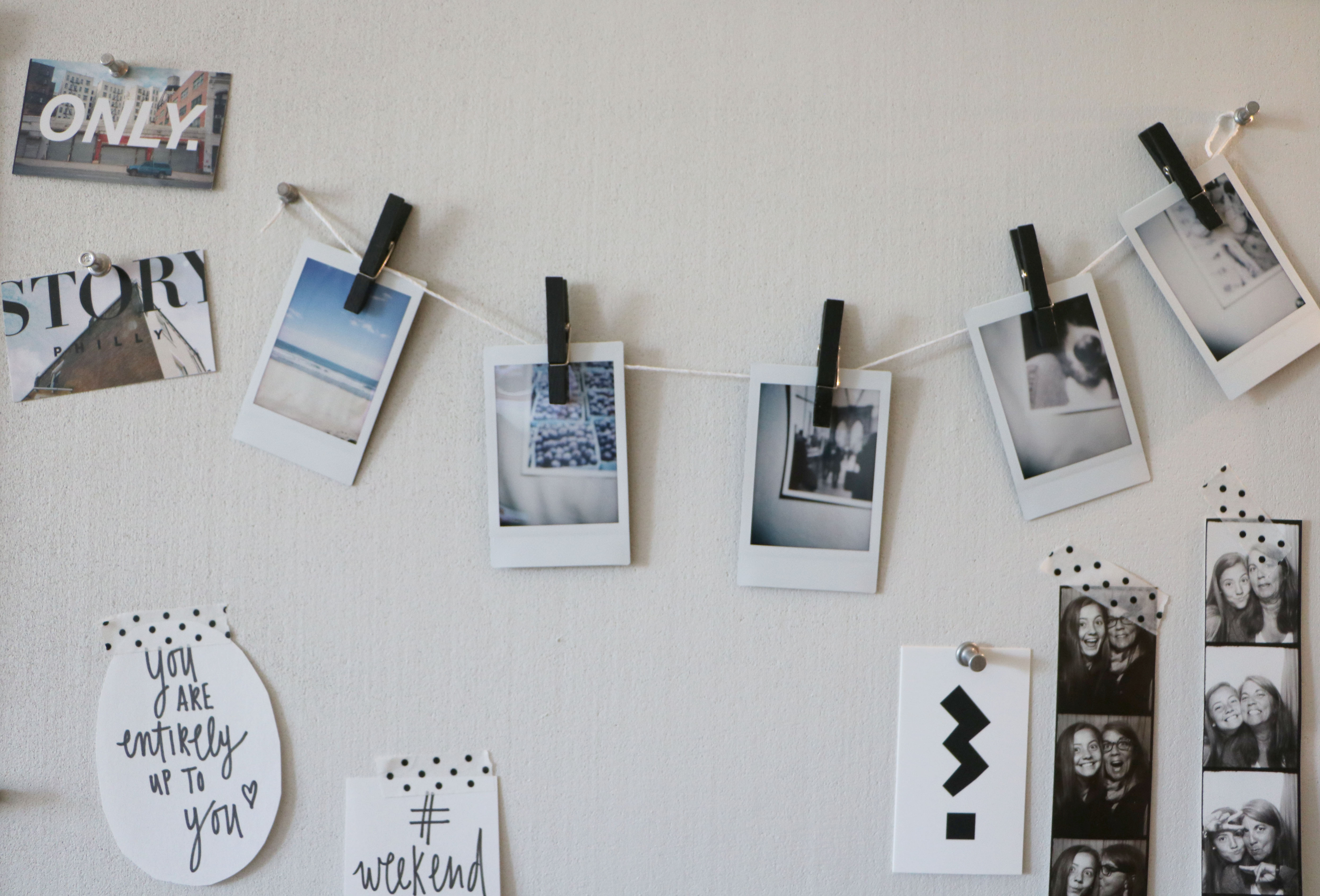 how to create your own inspiration board
